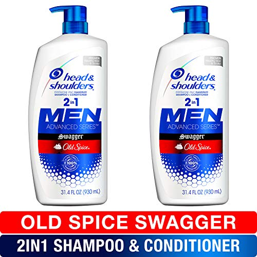 Head and Shoulders Shampoo and Conditioner 2 in 1 31.4 Fl Oz, Twin Pack Now $13.92 (Was $21.99)
