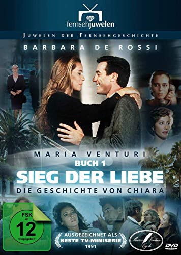 Sieg der Liebe: Die Geschichte von Chiara - (Maria Venturi, Buch 1) Fernsehjuwelen [4 DVDs]