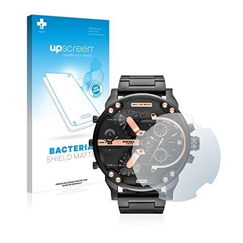 upscreen Pellicola Protettiva Opaca Compatibile con Diesel DZ7312 Protezione Schermo Antibatterico - Anti-Riflesso