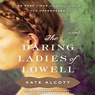 The Daring Ladies of Lowell audiobook cover art