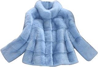 buy online 303bb bac50 Amazon.it: pelliccia ecologica: Abbigliamento