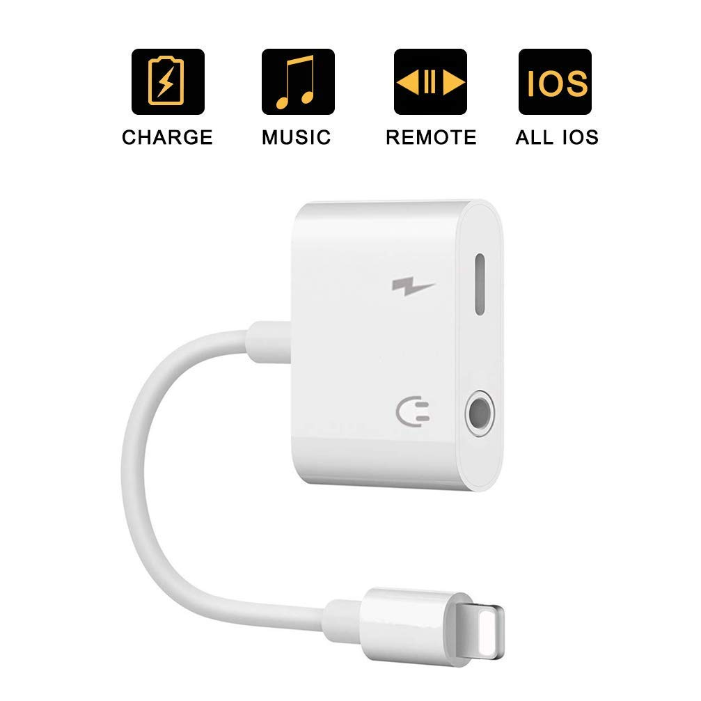 Certified Lightning Headphone Connector Accessories
