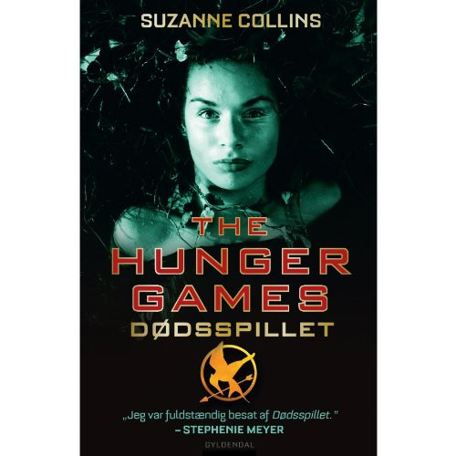 The Hunger Games - 1. Dødsspillet [The Hunger Games - 1. The Death Game] cover art