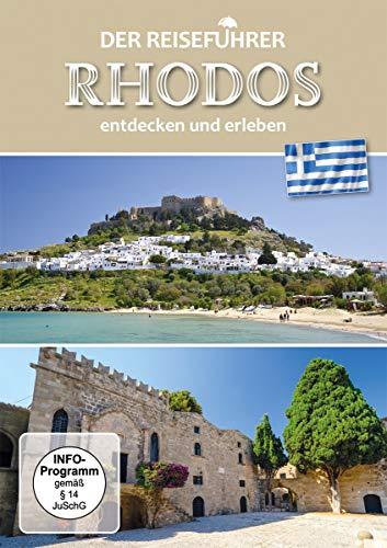 Der Reiseführer: Rhodos-Entdecken und Erleben