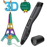 Aerb 3D Penna Stampa, Con Schermo LCD e Controllo della Temperatura, 8 diversi...