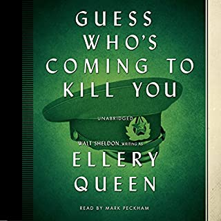 Guess Who's Coming to Kill You audiobook cover art