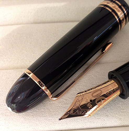 Montblanc Meisterstück Foutain penna resina 149 – 90 anni Edition B