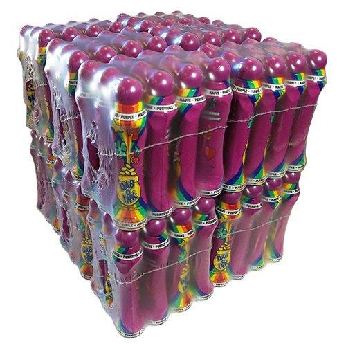Dab-O-Ink Full Case 4oz Purple Bingo Dauber