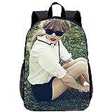OKJK Cartable de mode pour enfants Taylor Alison Swift Sac à dos imprimé en 3D Les sacs à dos imprimés élégants sont idéaux pour la vie quotidienneHauteur 45x Largeur 30x Épaisseur 15 cm