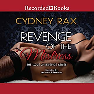 Revenge of the Mistress audiobook cover art