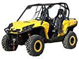 SuperATV Front & Rear 2.5 Inch Lift Kit: Compatible with 2011-2020 Can-Am Commander 800/1000 / X/Max - UTV Parts and Accessories