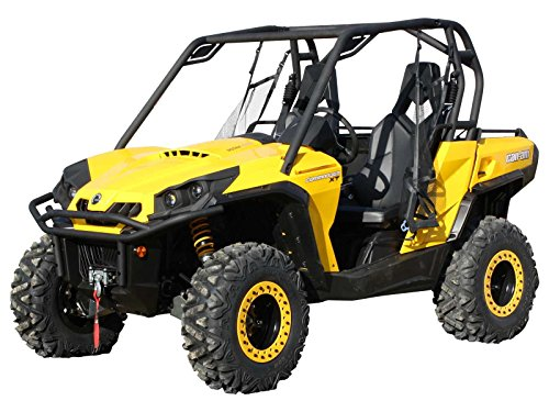SuperATV Front & Rear 2.5 Inch Lift Kit: Compatible with 2011+ Can-Am Commander 800/1000 / X/Max - UTV Parts and Accessories