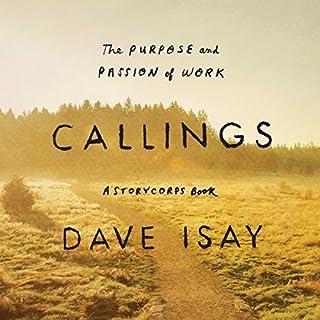 Callings audiobook cover art