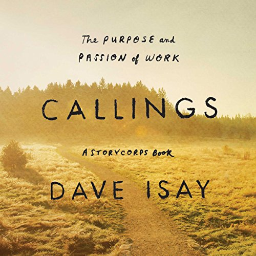 Callings audiobook cover art