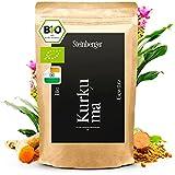 Kurkuma Pulver Bio 500g | 100% naturrein, ohne Zusatzstoffe, laborgeprüft | Ideal zum Kochen & Backen, für Curcuma Latte & Goldene Milch