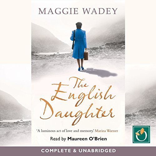 The English Daughter audiobook cover art