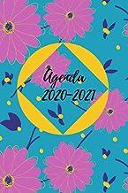 AGENDA 2020-2021: Agenda 18 mesi, Giugno 2020 a Dicembre 2021, Agenda Università, Agenda settimanale, Diario scolastico, Agenda giornaliera, ... orario lezioni, organizer (Italian Edition)
