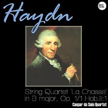 Haydn: String Quartet 'La Chasse' in B major, Op. 1/1 Hob.III:1