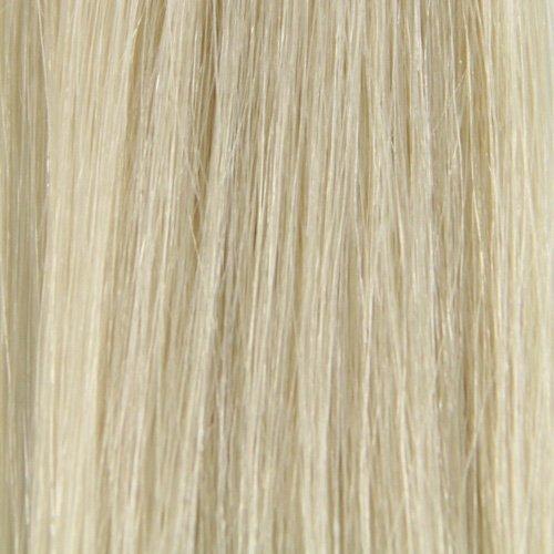 Elementos Biya pelo Thermatt instantánea Bun Cola de caballo de cabello Extensiones de Scrunchie rizado, Brown Rubia Número 18P613