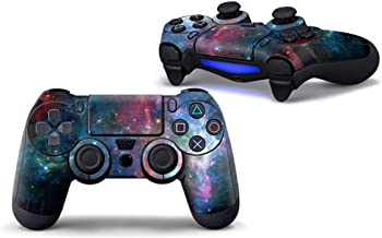Sololife PS4 Controller Skin Stickers for Sony Playstation 4 DualShock Wireless Controller - Universe