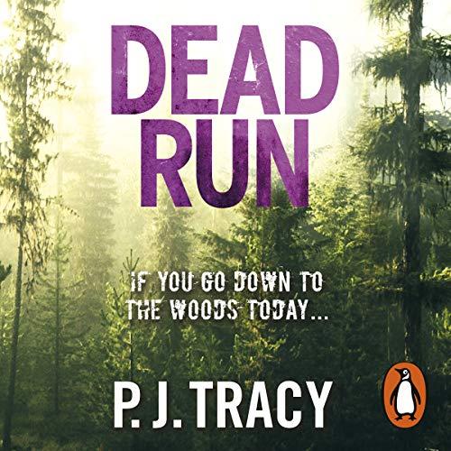 Dead Run audiobook cover art