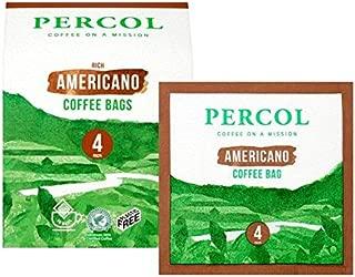 Percol Rainforest Alliance All Day Americano Coffee Bags - 80g (0.17 lbs)
