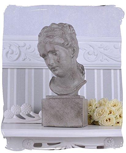 Venus Statue Frauenbüste Antike Frauenkopf Aphrodite Skulptur Antik cw106 Palazzo Exklusiv