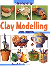Clay Modelling (Step-by-step Children's Crafts) by Greta Speechley (1-Aug-2000) Paperback