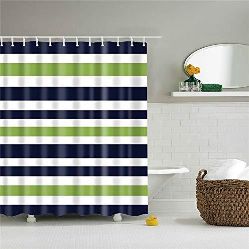 cortinas de baño en l