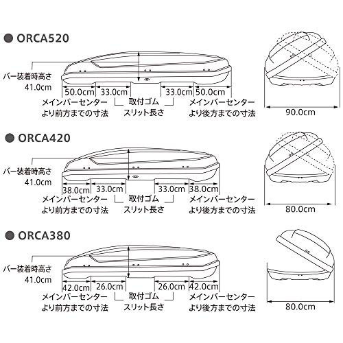 Terzo(テルッツォ)『ORCA』