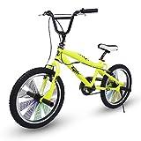 Riscko Bicicleta competición BMX Freestyle 360º Ruedas 20''