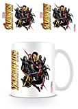 Pyramid International Avengers Infinity War - Mug Ready For Action, 320 ML