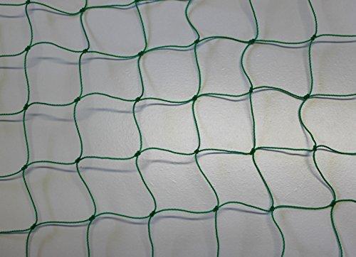 Pieloba Filet de clôture pour volaille Vert Mailles 5 cm Épaisseur 1,2 mm Hauteur 1,25 m