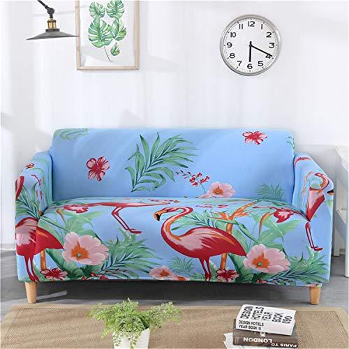 Odot Elastischer Sofabezug, Antirutsch Stretch Couchbezug Sesselbezug Weich Stretchhusse Stoff Möbelschutz Sofa (45x45cm...
