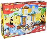 LEGO Duplo 10827 - Gioco la Casa sulla Spiaggia di Topolino e i S