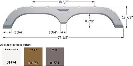 Fleetwood 5th Wheel Travel Trailer Fender Skirt FS720 - Grey