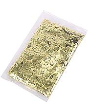 Chunky Confetti Glitters - 50 g | Gold | 1 Pc.