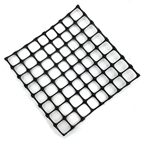 FAEIO Multipurpose Safety Net/Culture Net Polypropylene Material Strong Bearing Capacity and Easy to Use Hole Diameter: 3cm Thickness: 0.9mm Length: 50m Width 2m