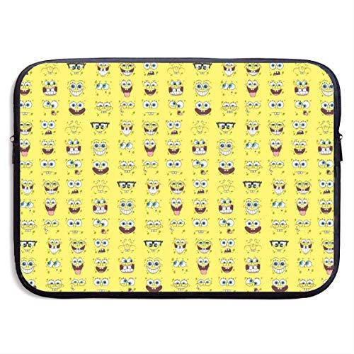 Laptop Sleeve Tasche Spongebob Schwammkopf Notebook Computer Tasche 15 Zoll