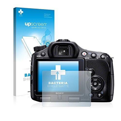 upscreen Protector de Pantalla Mate Compatible con Sony Alpha 65V (SLT-A65V) Película...