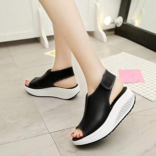 XHH Sandalette Sandalen Frauen Bohe Casual Flache Größe Größe Größe Größe Sandalen Strand Schuhe Sandalen Sommer  schneller Versand weltweit