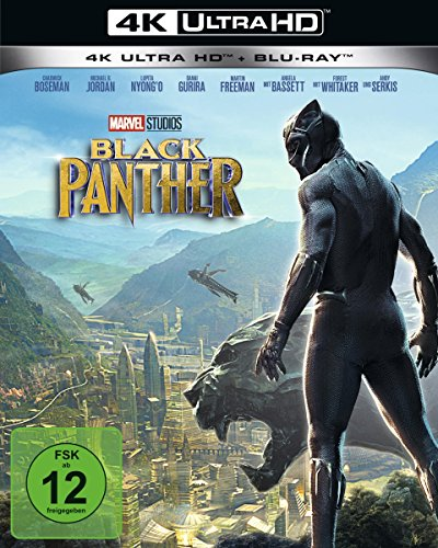 Black Panther [4K + 2D Blu-ray]