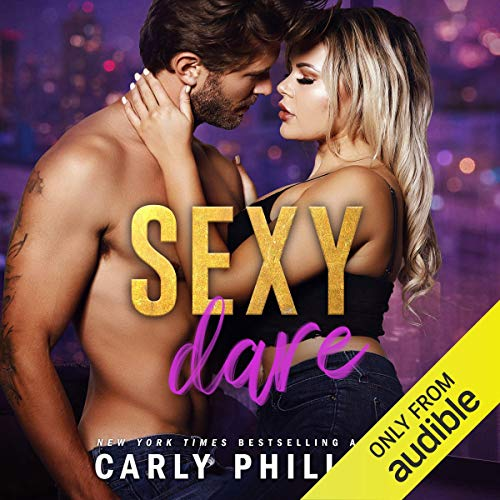 Sexy Dare audiobook cover art