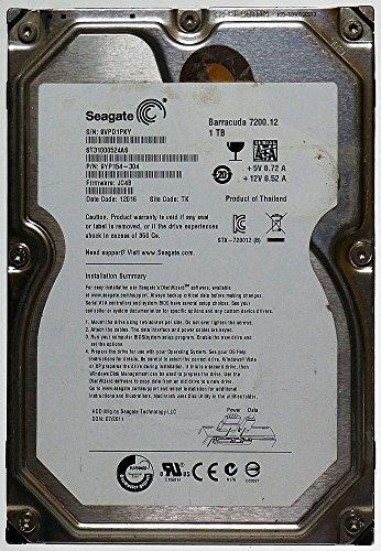 1000GB Seagate Barracuda 7200.12 ST31000524AS SATA ID12944