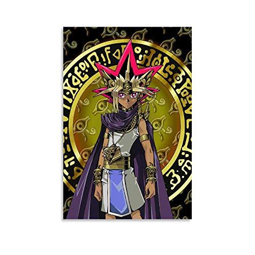 DRAGON VINES Yu Gi Oh Duel Monsters Yugi Muto Atem Millennium Puzzle-Poster HD Druck Bild 20 x 30 cm