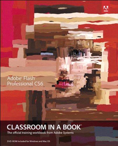 Adobe Flash Professional CS6 Classroom in a Book (English Edition)