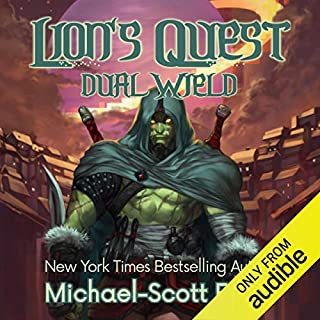 Lion's Quest     Dual Wield              Written by:                                                                                                                                 Michael-Scott Earle                               Narrated by:                                                                                                                                 Joshua Story                      Length: 13 hrs and 45 mins     5 ratings     Overall 4.6