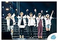 【生写真】 AAA 集合 T-1 AAA DOME TOUR 2019 +PLUS GURUポン! ガチャ ファングッズ