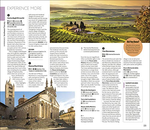 DK Eyewitness Florence and Tuscany (Travel Guide) - 51HQ+0ldLKL