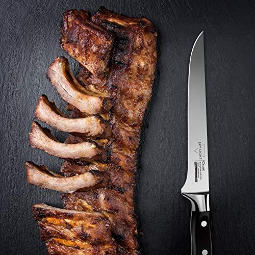 Steak Knife Set By Sky Light